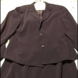 Woman's suit from jcpenneys